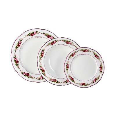 20 PIECES DINNER SET